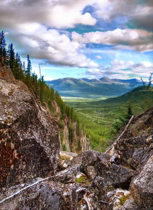 Golden Canyon, Yukon - Tim Falkenberg