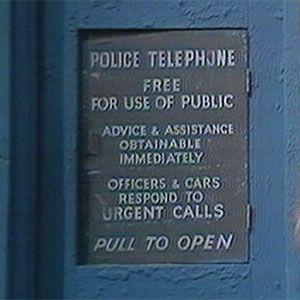 1966 Tardis - TARDIS Exterior - The Doctor Who Site