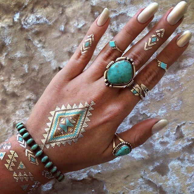 Yei Love Navajo cuff #childofwild // www.childofwild.com \\