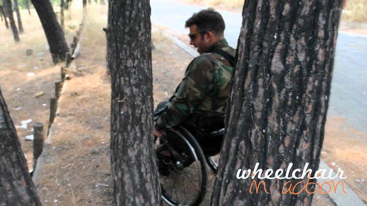 Αναπηρική καρέκλα σε Δράση - Χαρταετός - Κατάδυση - Airsoft           -            Η ΔΙΑΔΡΟΜΗ ®