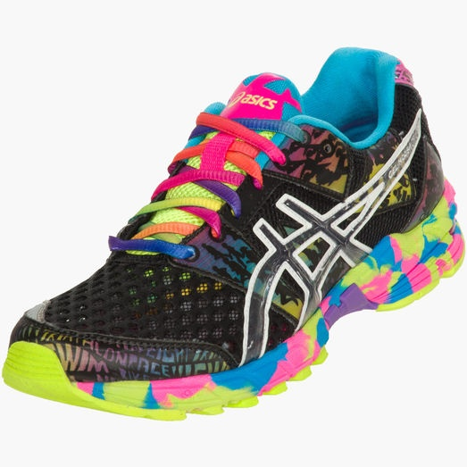 Women's Asics GEL-Noosa Tri 8 Running Shoes for Relay For Life!