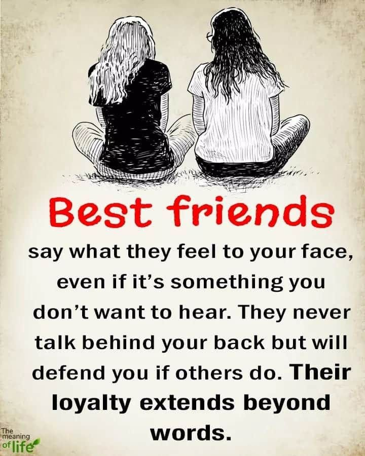 Pin By Viji Chidam On Friendship Talking Behind Your Back Feelings Words
