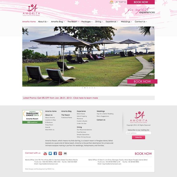 Amorita Resort Bohol « RMDC Inc.