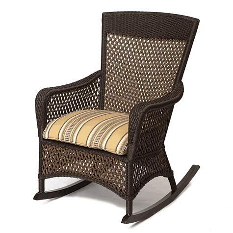 Outdoor Vinyl Rocking Chairs