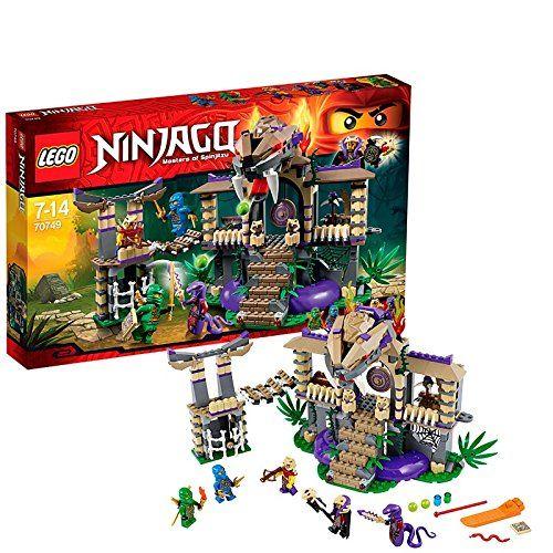 Lego Ninjago - Playthèmes - 70749 - Jeu De Construction - Le Temple Anacondra LEGO http://www.amazon.fr/dp/B00NVDM4XO/ref=cm_sw_r_pi_dp_g7bswb0WYPJRJ