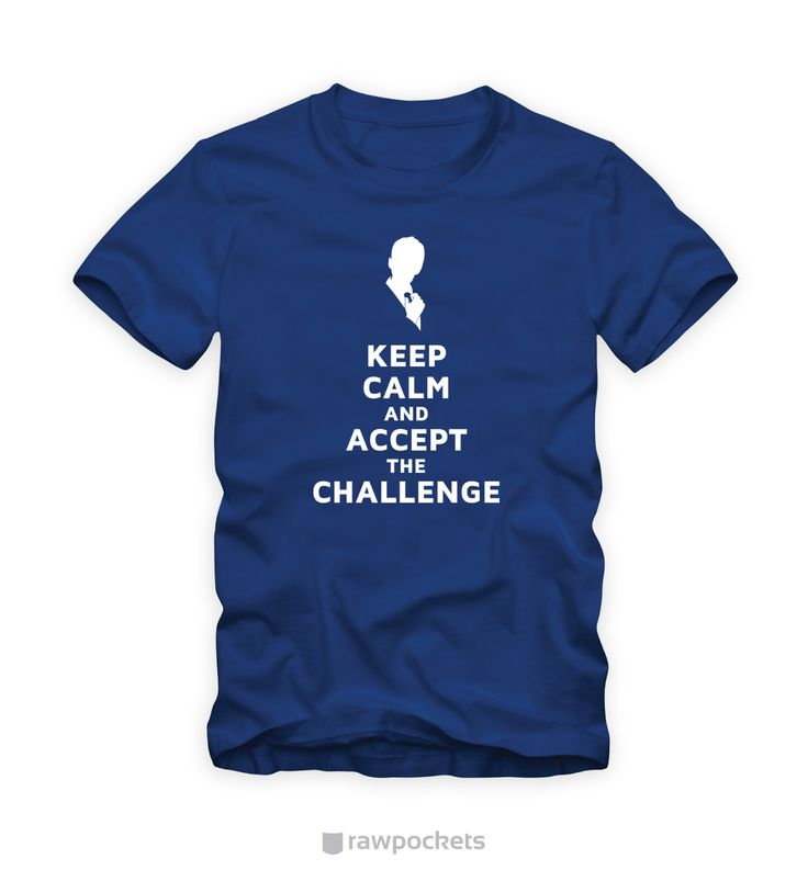 How I Met Your Mother: Keep Calm and Accept the Challenge