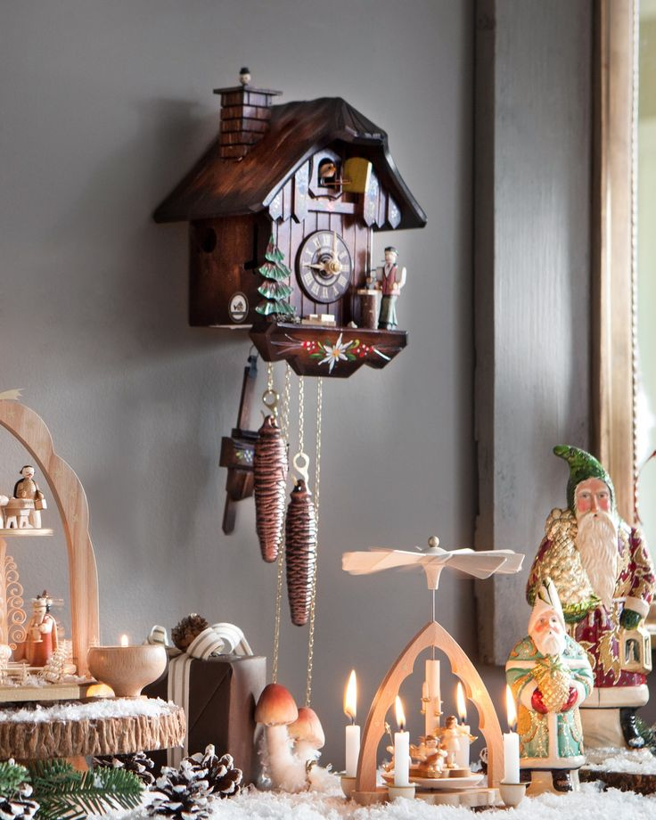 Superior German Christmas Decorations To Make Part - 10: Holiday Decor - Black Friday German Cuckoo Clock | Balsam Hill Original  $499 Now $299