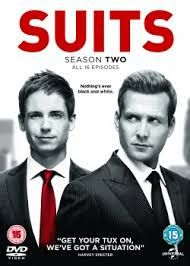 Suits Temporada 2×12 Blood in the Water