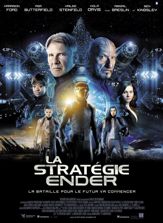 new release, Ender's Game Movie