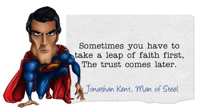 Clark Kent, Superman #quotes