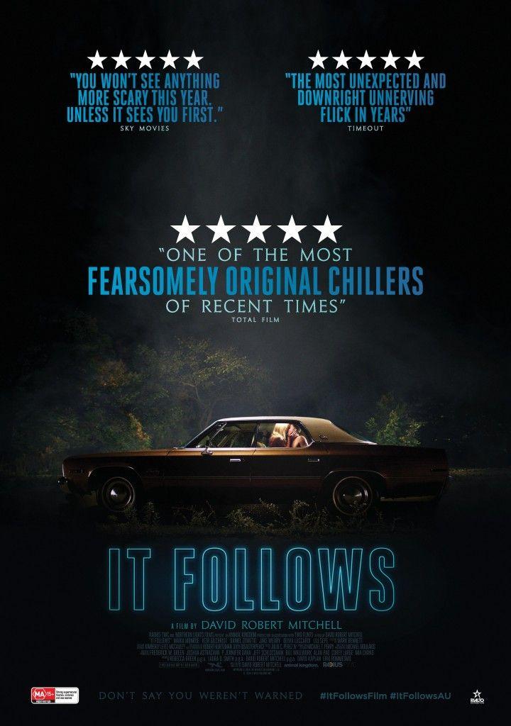 The Car  Horror Movie