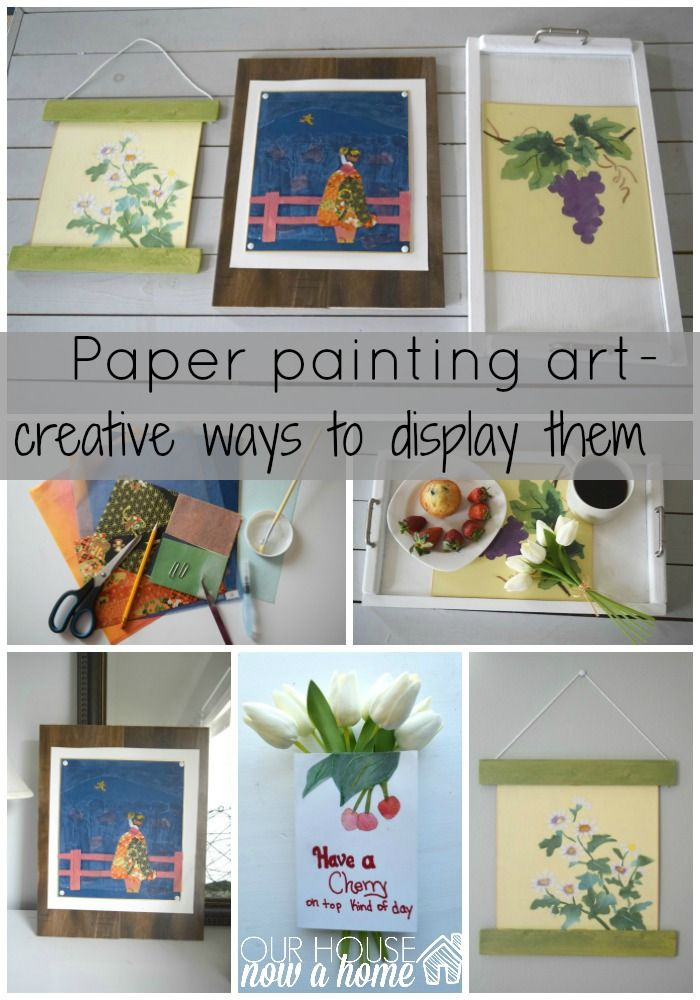353 best DIY wall art images on Pinterest | Art ideas ...