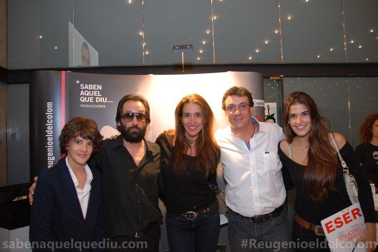 Gran estreno de #Reugenio en el #ClubCapitol!! Esta temporada promete!! #Reugenioeldelcolom #sabenaquelquediu #elsabenaquelquediu #elsaanka #gerardjofra