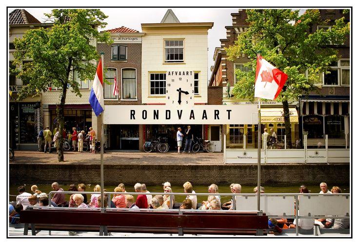 Rondvaart Alkmaar