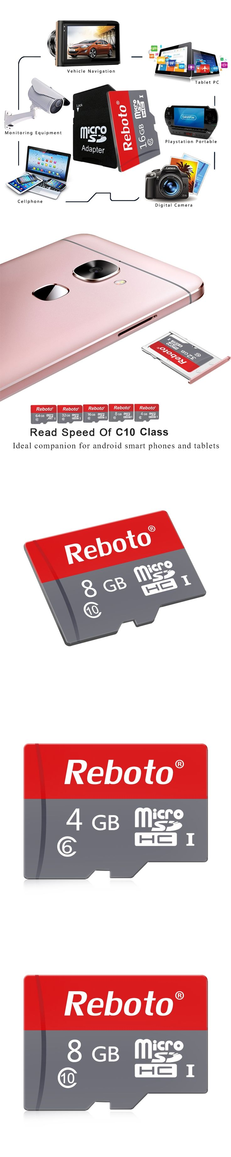 High Speed micro sd card 4GB Speed Memory card 2GB TF cards Memory flash 8GB Microsd cards for phone Tables PC