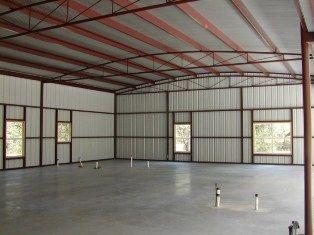 Window Frame Out in Barndominium- Texas Barndominiums, Texas Metal Homes, Texas Steel Homes, Texas Barn Homes, and Barndominium Floor Plans