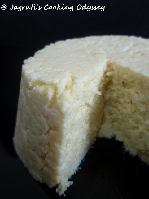 Jagruti's Cooking Odyssey: Make Mawa or Khoya using Ricotta Cheese in Microwave !!