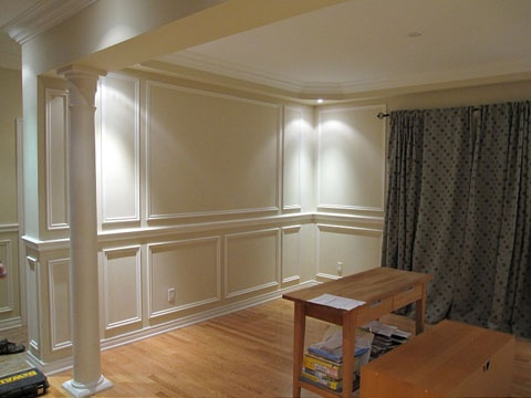 Best Alexmoulding Wall Panel Wainscoting Coffered Ceilings - Cornice crown moulding toronto wainscoting coffered ceiling