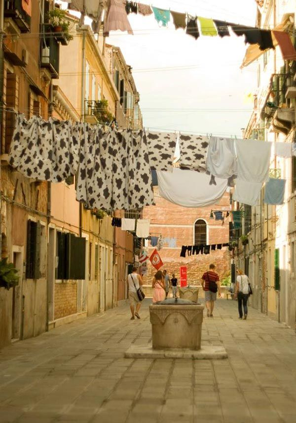 Venedig, Italien  2013