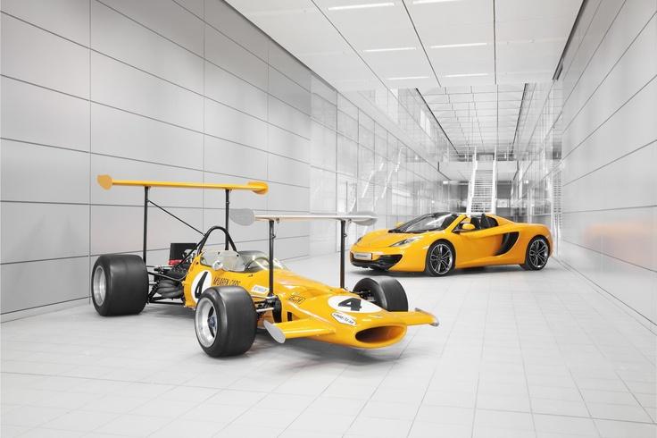 McLaren 2013 - 50 Years
