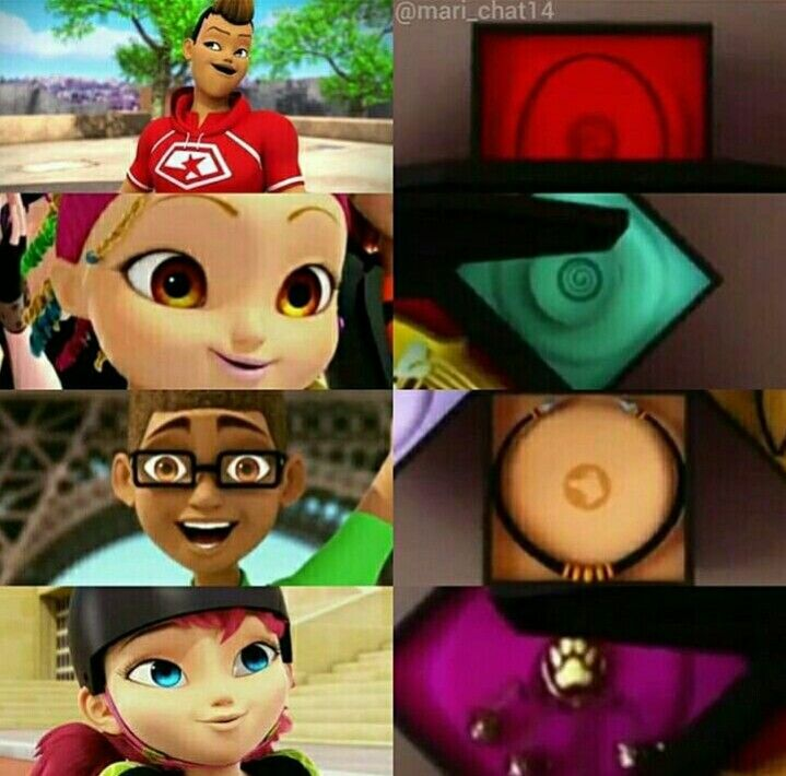 Does anyone else feel there are gonna be too many miraculous holders