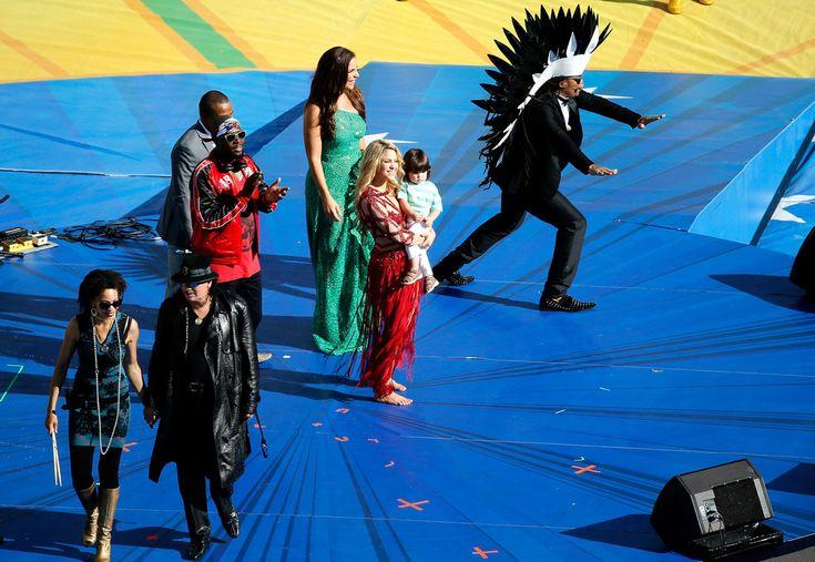 Shakira Photos: Germany v Argentina