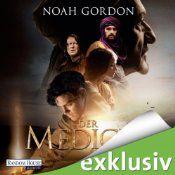Der Medicus | [Noah Gordon] - War schon ein Hammer, als ich es vor 10 Jahren gelesen habe, jezzt als Hörbuch auch wieder ...Mal schauen, wie der Film ist ... :-)