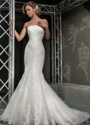 Wedding Dress No: 13307 http://bridalallure.co.za/wedding-dresses/love-bridal/st13307 Available in stock 1 dress left    Colour Off White   Price: R 16 500  Hire Price R 8 250