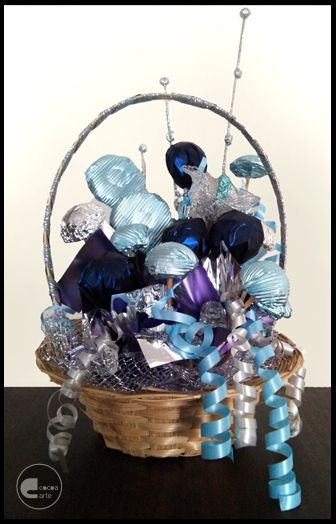 chocolate bouquet with some style