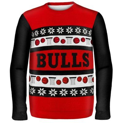 Chicago Bulls Ugly Sweater