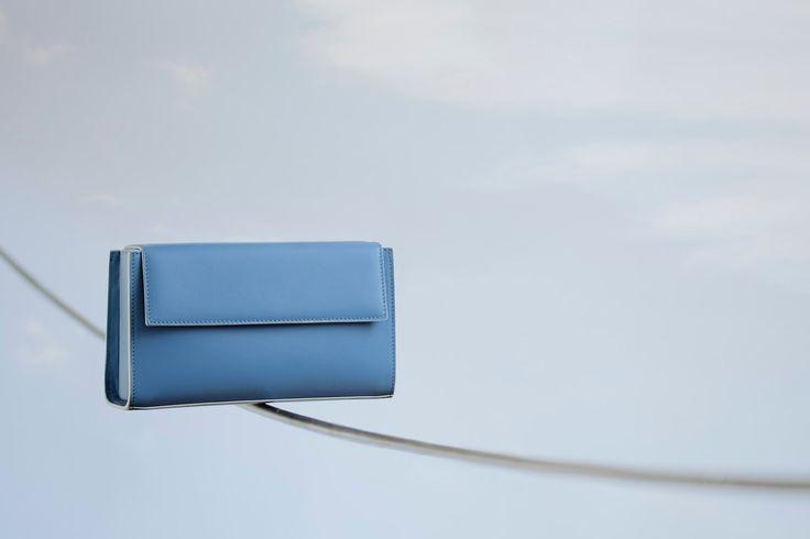 Lazaward Special Edition . Tribute to Andalucia's Sky. The Shorty George bag. #lautem # handbag #fashion #design