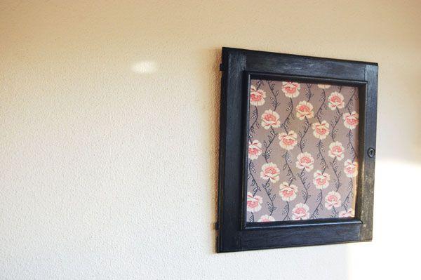 diy d tournement d 39 une porte de placard en cadre photos idees photos pinterest a photo. Black Bedroom Furniture Sets. Home Design Ideas