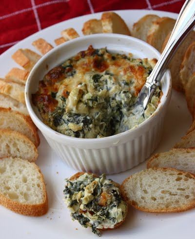 Food Wishes Video Recipes: Hot Spinach Artichoke Dip – Less is More for the First Time Ever