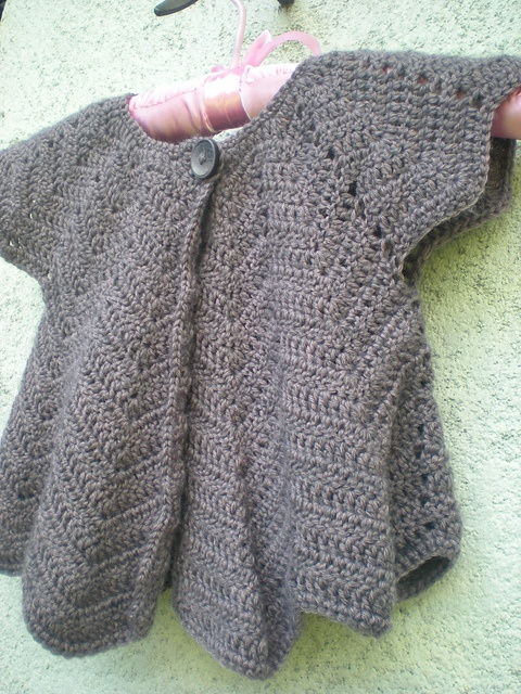 Toddler Girl Cardigan Knitting Pattern : 1000+ ideas about Crochet Toddler Sweater on Pinterest ...