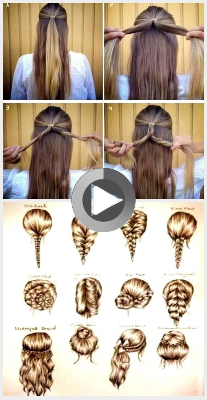 40 Simple Hairstyles For Schools To Try Out In 2016 Www Barneyfrank N In 2020 Hairstyles For School Easy Hairstyles Hair Styles