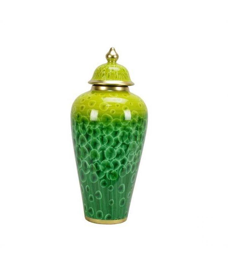 Van Roon Living Jar Greenleaf