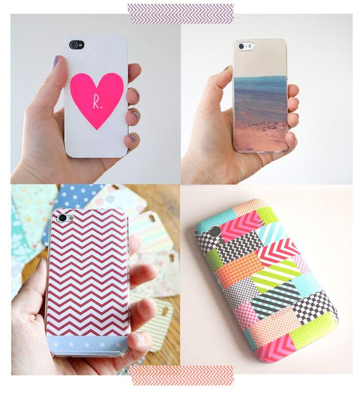 Haz tu propia carcasa para Iphone http://blog.cosasmolonas.com/haz-tu-propia-carcasa-para-el-iphone/