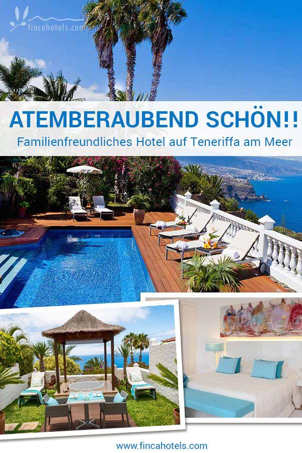 Du suchst noch nach dem perfekten Urlaubsdomizil auf Teneriffa? Dann wirst du das wunderschöne Hotel Jardin de la Paz mit Meerblick und herrlich romantischem Garten lieben!!! #hotel #teneriffa #urlaub #hotelammeer #travel #jardindelapaz #urlaubmitkind #kanaren #luxushotel