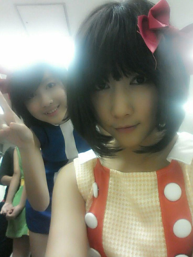 Dhike & Ghaida JKT48