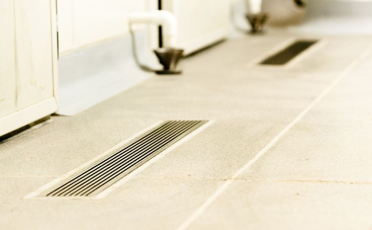 Allproof Industires Commercial Kitchen and Food Prep Areas Drainage Solutions. CK Channels at Eden Park.