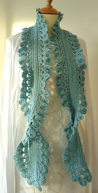 Cute Easy Knitting Ideas : Best images about sew crochet knit scarves on