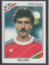 Image result for mexico 86 panini portugal bento