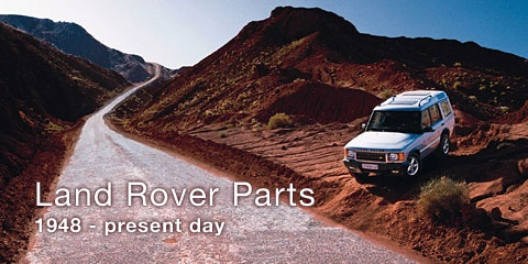 LR Series - Specialists in the supply of brand new, reconditioned and good second-hand Land Rover parts from 1948 - present day. Over 25 years experience in the Land Rover trade. We supply worldwide. Customer satisfaction is our priority as is the quality of our parts and service.