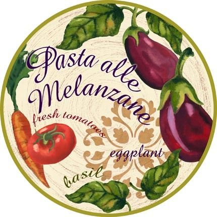 Pasta alle Melanzane