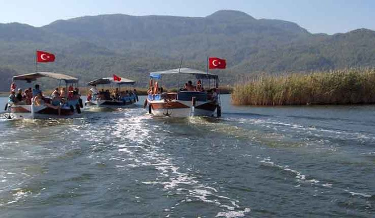 New Regulation for Dalyan Boats