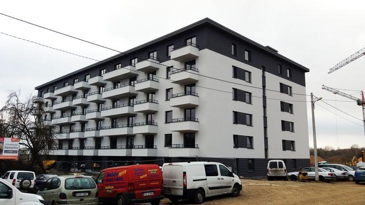 I etap inwestycji Banacha już prawie gotowy!. Mimo, iż budowa zostanie zakończona w II kwartale 2017 roku wszystkie mieszkania są już sprzedane!