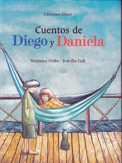 Los cuentos de Diego y Daniela fueron publicados originalmente en tres libros separados: Diego y los limones mágicos, Diego y el barco pirata y Diego y la gran cometa voladora. Ahora recopilados en un solo libro, con las divertidas ilustraciones originales, podrán disfrutar de Diego y Daniela y sus aventuras con la abuela que se reúne con piratas, come galletas mágicas y vuela cometas especiales.(Ekaré)