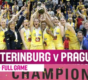 FIBA Women Supercup: le gratin du basket féminin européen à Braine - vidéo