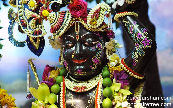To view Gopal Close Up Wallpaper of ISKCON Chowpatty in difference sizes visit - http://harekrishnawallpapers.com/sri-gopal-close-up-wallpaper-004/