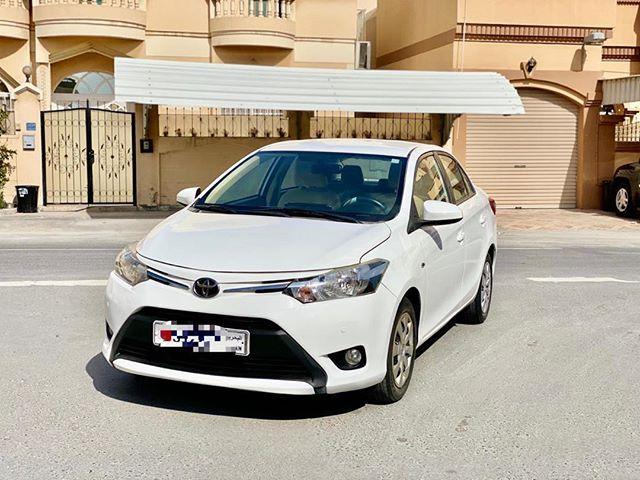 سلام عليكم اعلان للنشر للبيع تويوتا يارس 1 3 موديل 2015 ماشي 120km وكالة البحرين بحالة ممتازه جدا استخدام شخصي مسجل مبيم بدون حوادث و اي Car Vehicles